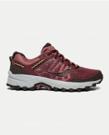 Женские кроссовки Saucony серия EXCURSION TR12 BURGUNDY/GREY/BOURGOGNE/GRIS