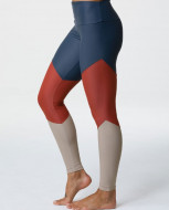 Легинсы спорт High Track Legging Copper Combo от Onzie