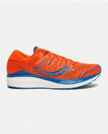 Мужские кроссовки Saucony серия HURRICANE ISO 5 ORG/BLU/ORANGE/BLEU
