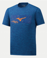 Мужская футболка Impulse Core Wild Bird Tee (Mazzarine Blue)