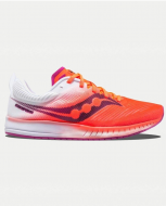 Женские кроссовки Saucony серия FASTWITCH 9 VIZ RED/WHT ROUGE/BLANK
